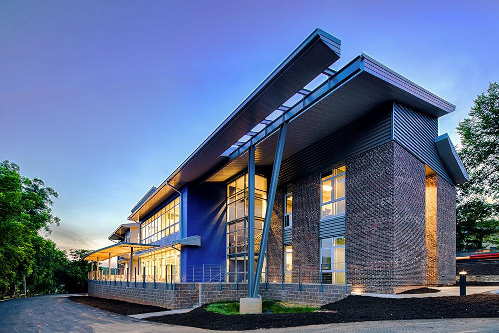 Warren Wilson College Academic Building